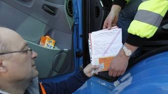 Basler Beamten sind nicht zufrieden, wie Gefahrengüter transportiert werden.