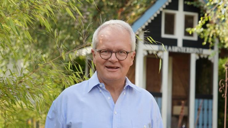 Christian Vogel-Arpagaus (61, FFW) ist Frühpensionär und will Gemeinderat werden.