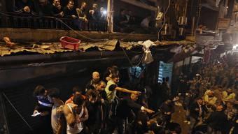 Anschlag Beirut 12.11.15