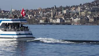 Die Zürichsee-Schiffe stechen am 8. Juni wieder in See. (Archivbild)