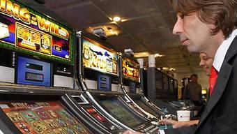 Spieler im Kasino in Lugano (Archiv)