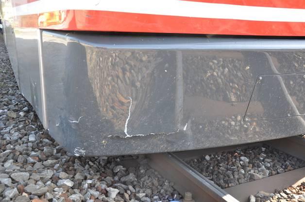 Die Bipperlisi wurde ebenfalls leicht beschädigt.