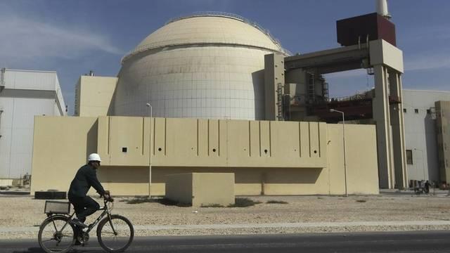 Die Mehrheit der Israelis wollen keinen Angriff: Atomkraftwerk im Iran (Archiv)