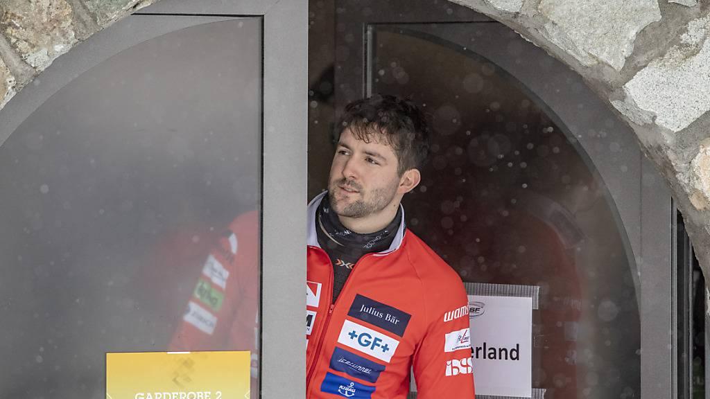 Wohin gehts? Michael Vogt strebt in St. Moritz wie vor zwei Jahren ein Spitzenresultat an