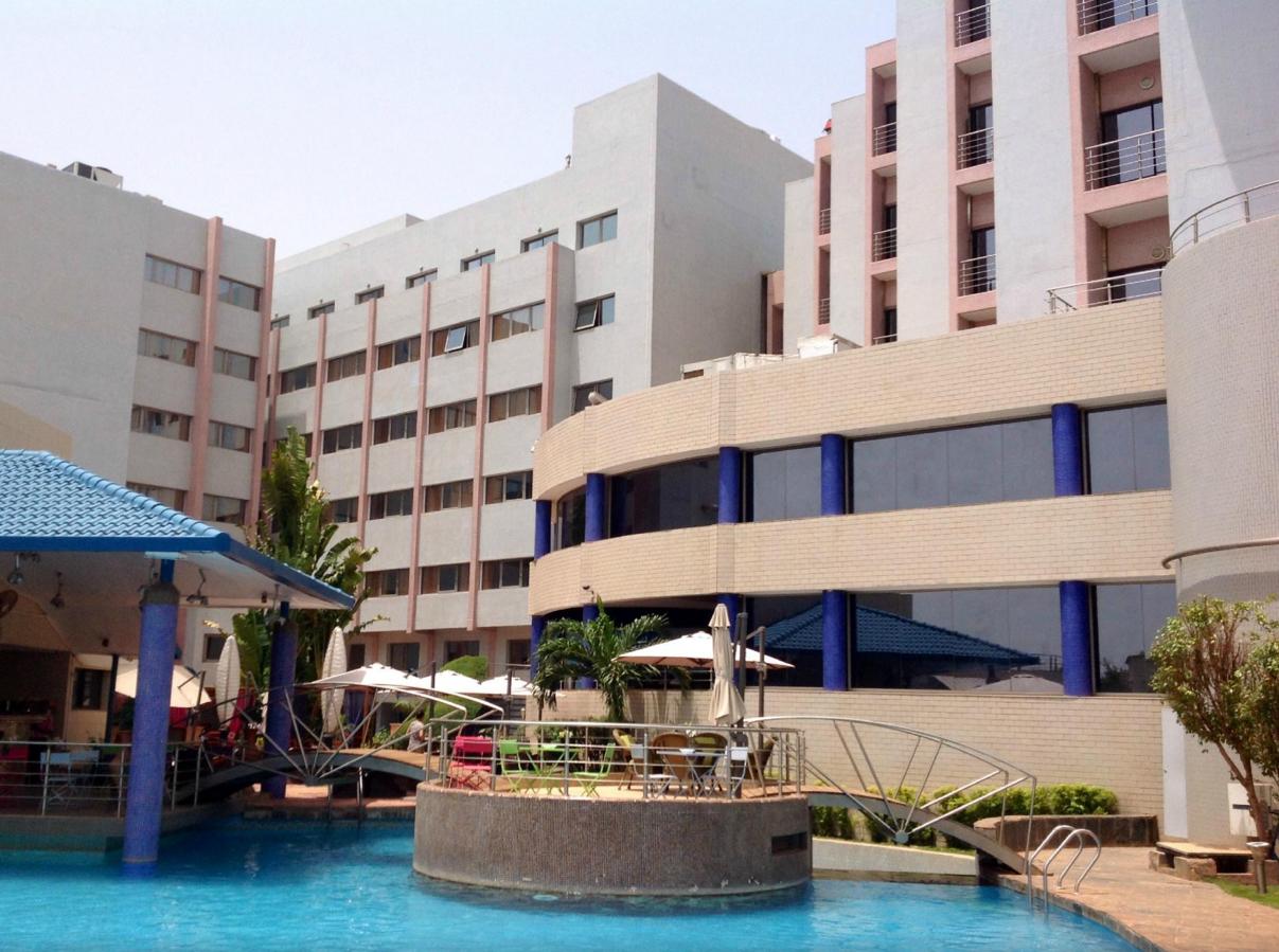 Das Radisson Blu Hotel in Bamako.