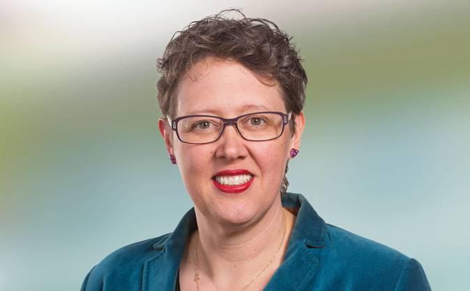 «Wir müssen viel mehr Mittel in das Personal investieren»: Claudia Rohrer, SP Rheinfelden.