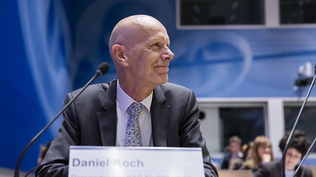 Daniel Koch berät den SCB beim Stadion-Schutzkonzept