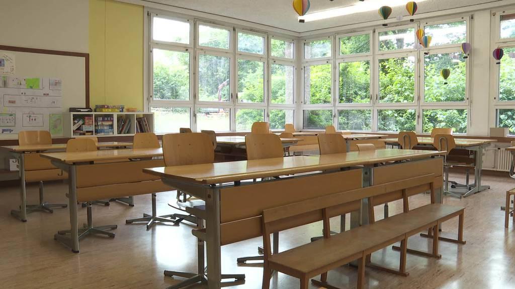 Coronafall: 60 Personen im Schulhaus Riethüsli in Quarantäne