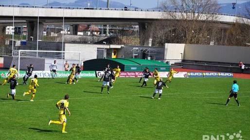 FCL scheitert im Cup an SR Delémont
