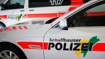 Wegen einem Streit in einem Restaurant musste die Schaffhauser Polizei ausrücken. (Symbolbild)