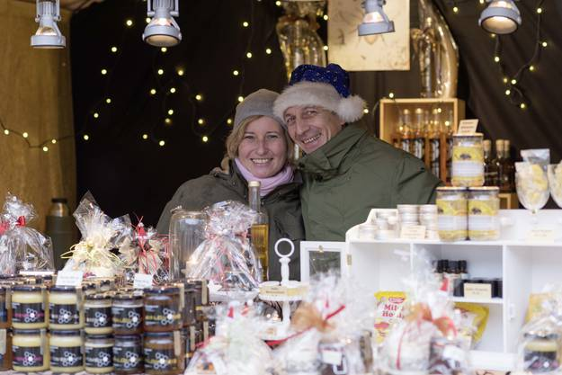 Nicole & René von Arb