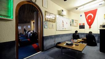 Auch ohne kantonale Anerkennung: Freitagsgebet in der Merkez-Moschee im Kleinbasel.