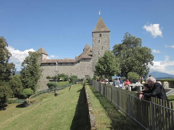 Die Burg von Rapperswil
