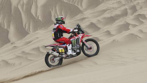 Motorradfahrer bei Rallye Dakar tödlich verunglückt