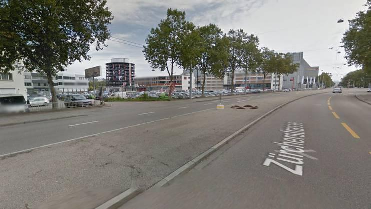 Diese Aufnahme von Google Maps zeigt die besagten Bäume im Jahr 2013.
