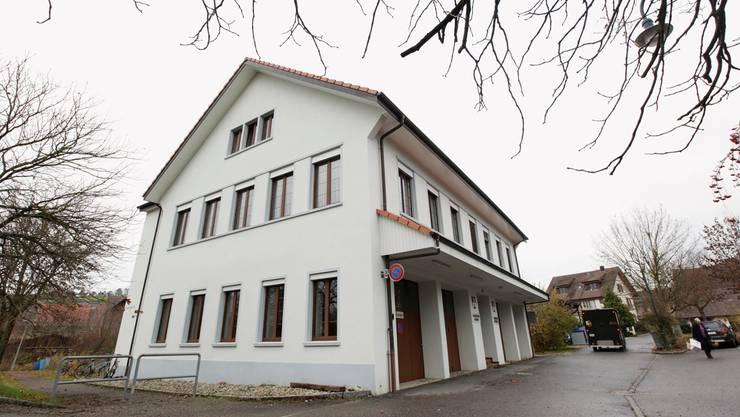 Das Effinger Gemeindehaus hat einen neuen Gemeinderat.
