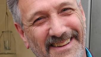 Ernst Mosimann (63): «Ich freue mich darauf, in den zwei Wochen Bekannte zu treffen und Gespräche zu führen.»