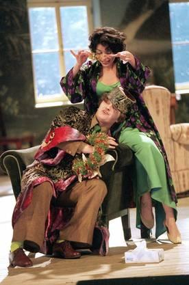 """Im Januar 2000 spielte Piotr Beczala am Opernhaus Zürich die Rolle des Alfred aus der Operette """"Die Fledermaus"""" von Johann Strauss."""