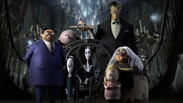 KITAG CINEMAS Family Movie: DIE ADDAMS FAMILY