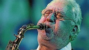 Eigenwillig: Altsaxofonist Lee Konitz.