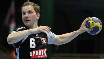 Tobias Baumgartner mit Verdacht auf Bänderriss im rechten Fuss.