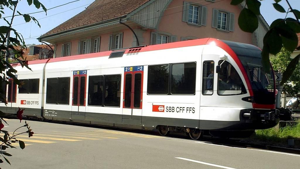 Lokführer lässt Passagiere in Beinwil am See stehen