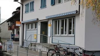Bis in wenigen Wochen soll der Entscheid fallen, wie es mit der Poststelle in Herznach weitergeht.
