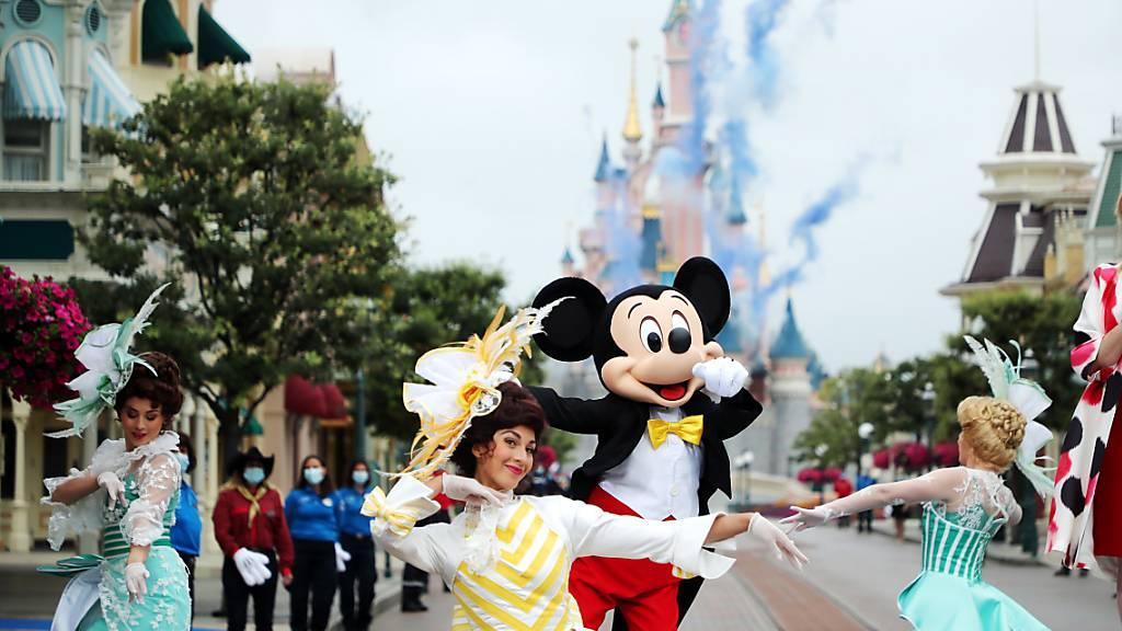 Disneyland Paris verschiebt Wiedereröffnung auf April