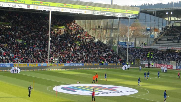Aktuell ist das Schwarzwaldstadion noch die Spielstätte des SC Freiburg