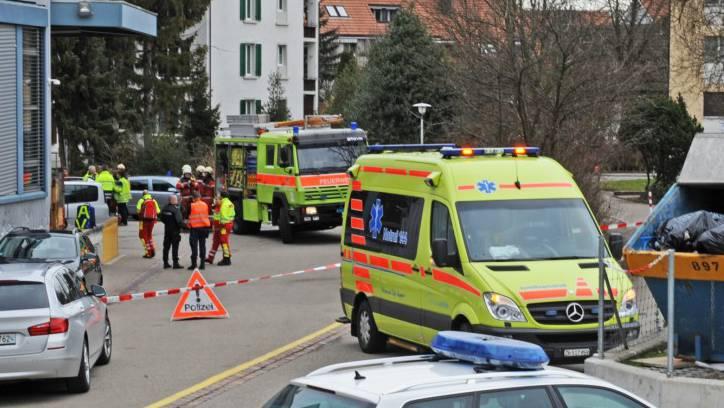 Chemieunfall in Pratteln (Symboldbild)