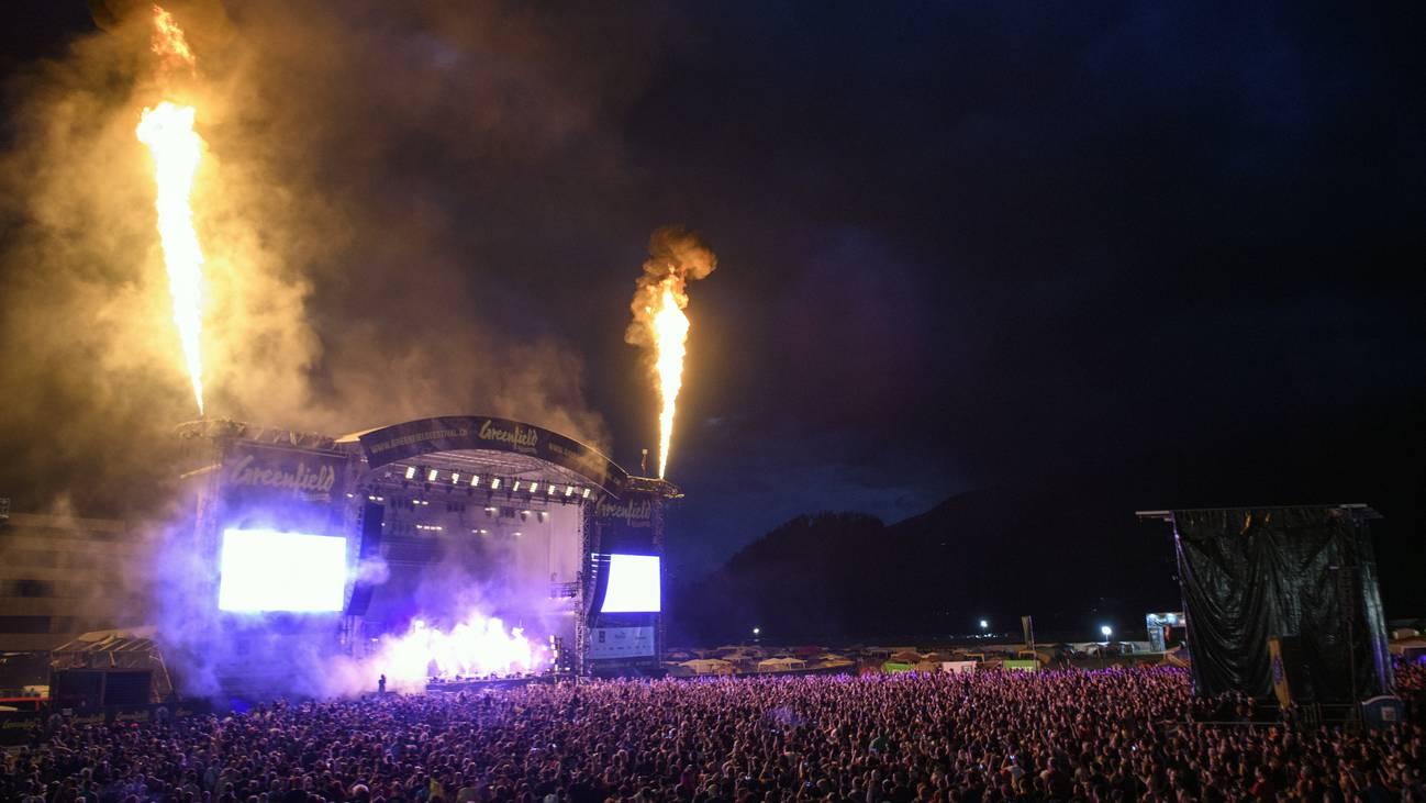 Greenfield Festival Interlaken