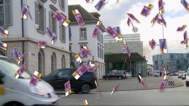 Vernehmlassung der Steuervorlage im Kanton Aargau