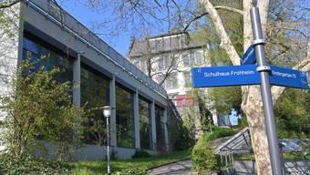 Frohheim-Schulhaus Frohheim Oberstufe Schule Schulhaus Olten