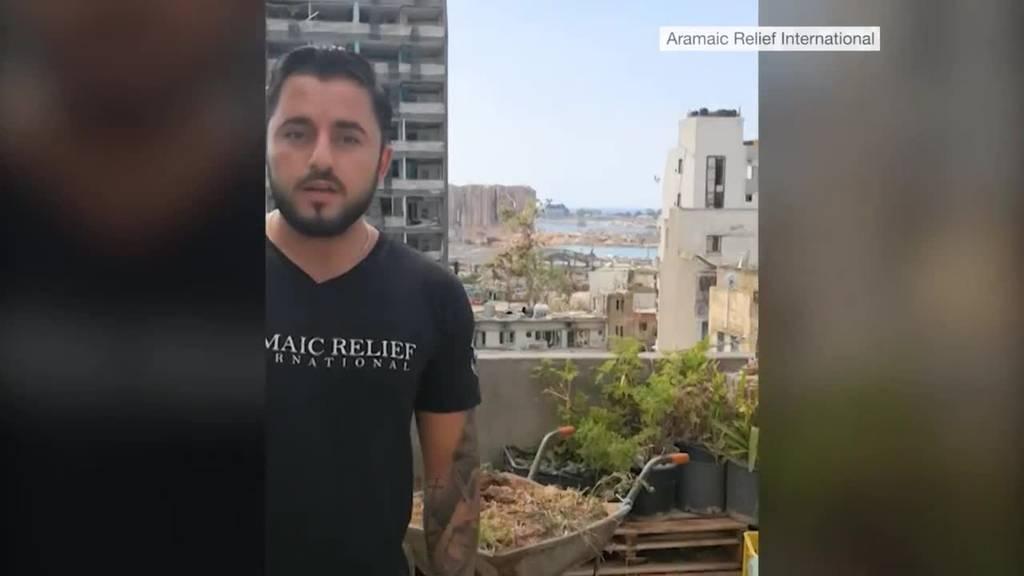 Hilfe aus Baar für die Menschen in Beirut