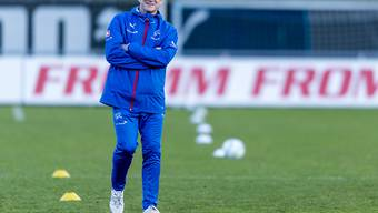 U21-Nationaltrainer Heinz Moser baut eine neue Mannschaft auf