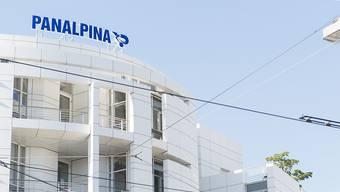 Der Hauptsitz von Panalpina in Basel (Archivbild).
