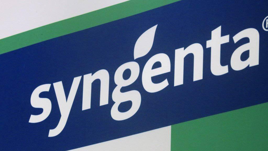 Der Schweizer Agrochemiekonzern Syngenta muss sich in den USA mit einer Klage auseinandersetzen. (Archivbild)