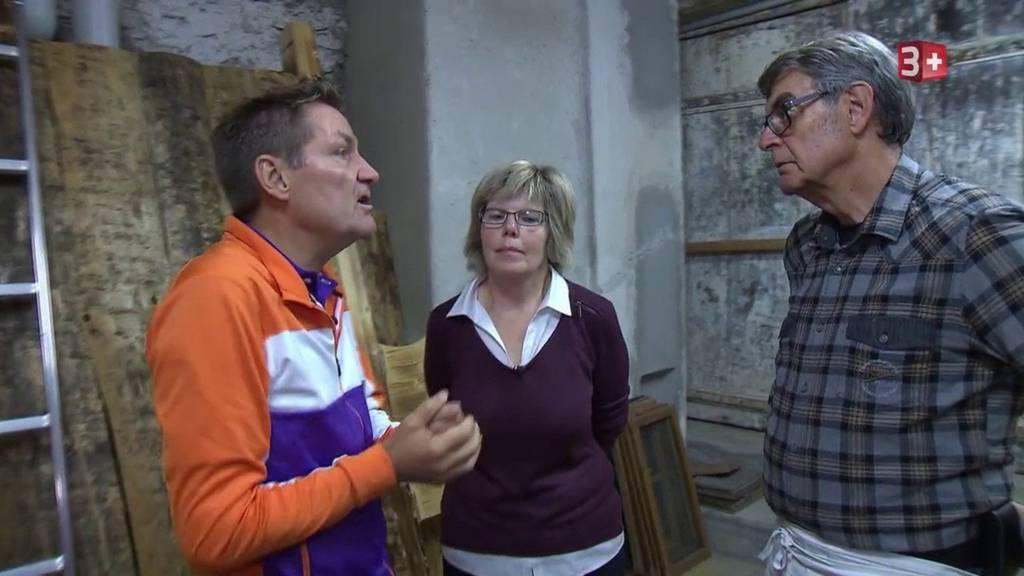Bumann, der Restauranttester Hirschen (TG)