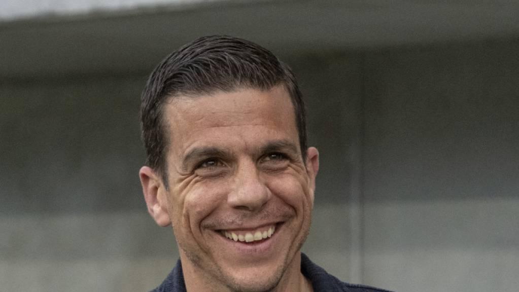 Kriens-Trainer Bruno Berner ist mit seinem Team noch immer im Rennen um Platz 2