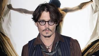 Johnny Depp plant seine Beerdigung (Archiv)