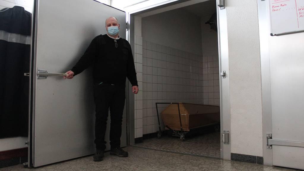 Zwölf statt vier Verstorbene am Tag: Viel Arbeit für Thurgauer Bestatter