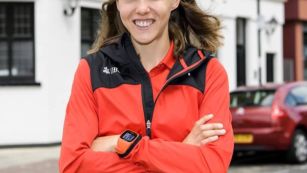 Die zweifache Hallen-Europameisterin Selina Büchel will über 800 m in den WM-Final