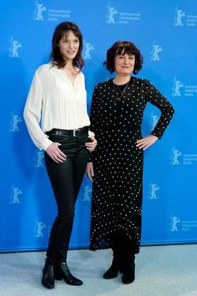 Beide aus Lausanne, beide 49 Jahre alt, ein Regie-Duo: Véronique Reymond (links) und Stéphanie Chuat.