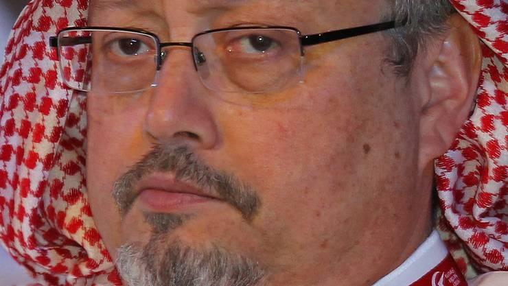 Jamal Khashoggi wurde im saudischen Konsulat in Istanbul getötet.