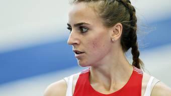 Siebenkämpferin Annik Kälin überzeugt an den U20-EM mit Bronze