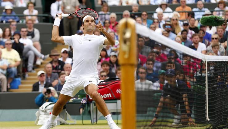 Die Experten liegen ihm wieder zu Füssen: «Das war der beste Federer, den ich je gesehen habe», sagte Mats Wilander.
