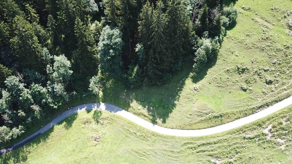 Tödlicher E-Bike-Unfall in Flumserberg