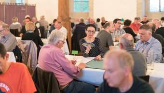 az-Jasskönig: 3. Qualifikationsturnier auf Schloss Lenzburg