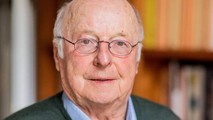 Norbert Blüm, ehemaliger deutscher Arbeits- und Sozialminister, ist im Alter von 84 Jahren gestorben. (Archivbild)