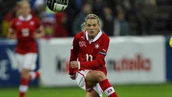 Dreifache Schweizer Torschützin: Lara Dickenmann